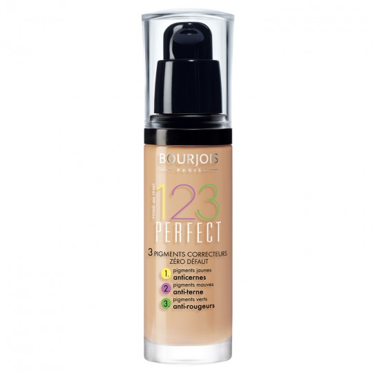 Bourjois 123 Perfect Foundation - 53 Light Beige