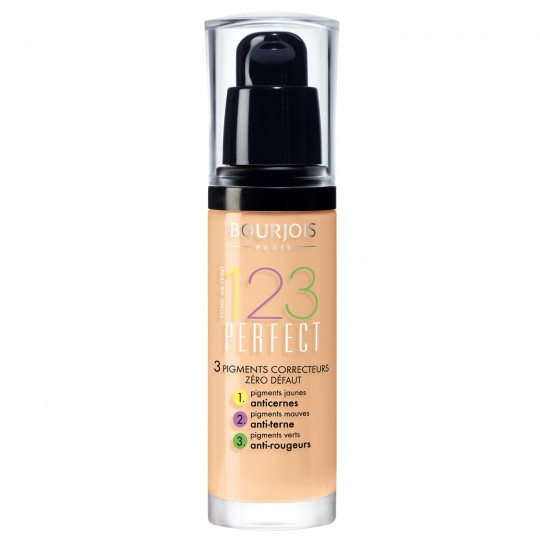 Bourjois 123 Perfect Foundation - 54 Beige
