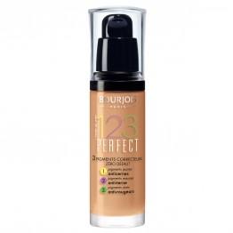 Bourjois 123 Perfect Foundation - 57 Light Bronze