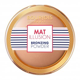 Bourjois Mat Illusion Bronzing Powder - 21 Fair