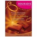 Bourjois Delice de Poudre Bronzing Powder - 51 Light/Median Complexions