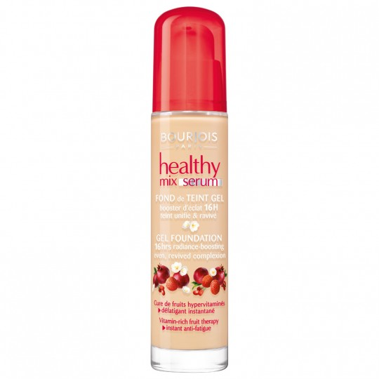 Bourjois Healthy Mix Serum Gel Foundation - 52 Vanilla
