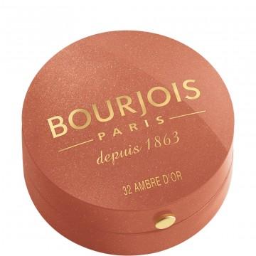 Bourjois Little Round Pot Blush - 32 Ambre D'Or (Golden Amber)
