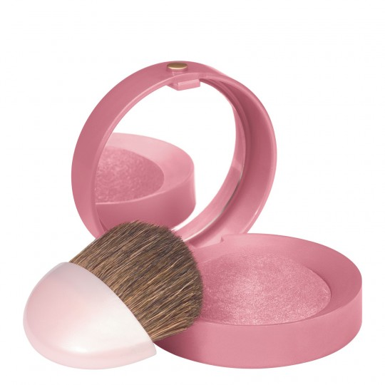 Bourjois Little Round Pot Blush - 48 Cendre de Rose Brune (Ashes of Roses)