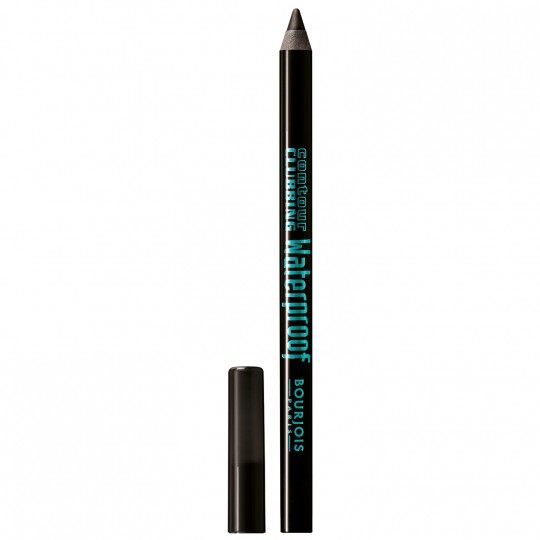 Bourjois Contour Clubbing Waterproof Eye Pencil - 41 Black Party