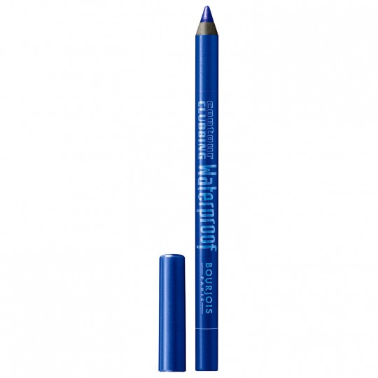 Bourjois Contour Clubbing Waterproof Eye Pencil - 46 Bleu Neon