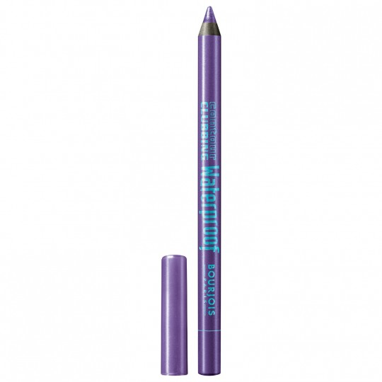 Bourjois Contour Clubbing Waterproof Eye Pencil - 47 Purple Night