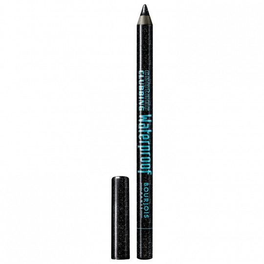 Bourjois Contour Clubbing Waterproof Eye Pencil - 48 Atomic Black