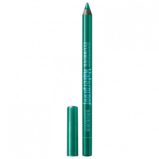 Bourjois Contour Clubbing Waterproof Eye Pencil - 50 Loving Green