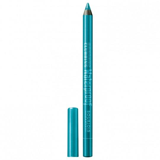 Bourjois Contour Clubbing Waterproof Eye Pencil - 63 Sea Blue Soon