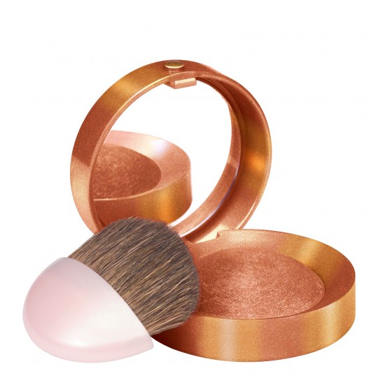 Bourjois Little Round Pot Blush - 11 Brun Illusion (Brown Illusion)