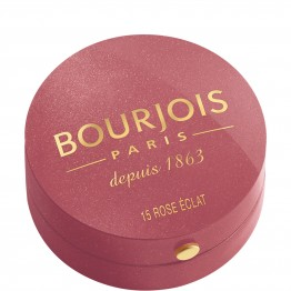 Bourjois Little Round Pot Blush - 15 Rose Eclat (Radiant Rose)