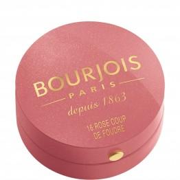 Bourjois Little Round Pot Blush - 16 Rose Coup de Foudre (Love-Struck Rose)