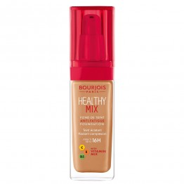 Bourjois Healthy Mix Anti-Fatigue Foundation - 57 Dark Bronze