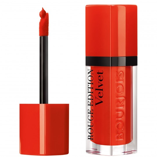 Bourjois Rouge Edition Velvet Mat - 20 Poppy Days