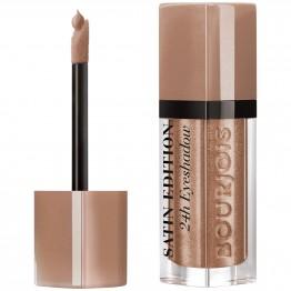 Bourjois Satin Edition 24H Eyeshadow - 04 Abracada'Brown