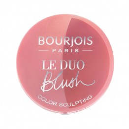 Bourjois Le Duo Blush Sculpt - 01 Inseparoses