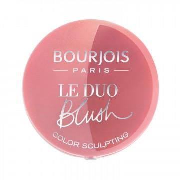 Bourjois Le Duo Blush Sculpt - 01 Inseparoses
