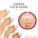Bourjois Healthy Mix Powder - 02 Light Beige