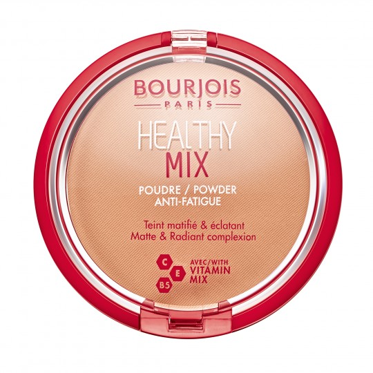Bourjois Healthy Mix Powder - 04 Light Bronze