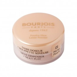 Bourjois Loose Powder - 01 Peach