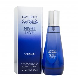Davidoff Cool Water Night Dive for Women EDT 50ml