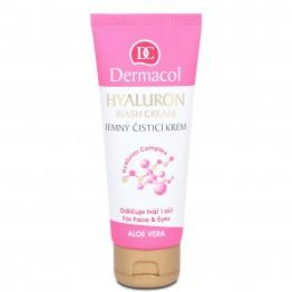 Dermacol Hyaluron Wash Cream