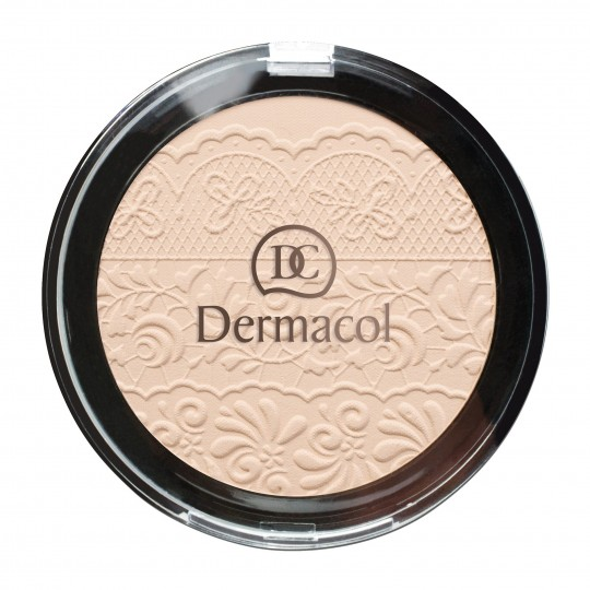 Dermacol Compact Powder with Lace Relief - 01