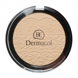 Dermacol Compact Powder with Lace Relief - 03