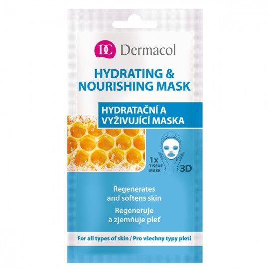Dermacol Hydrating and Nourishing Face Mask