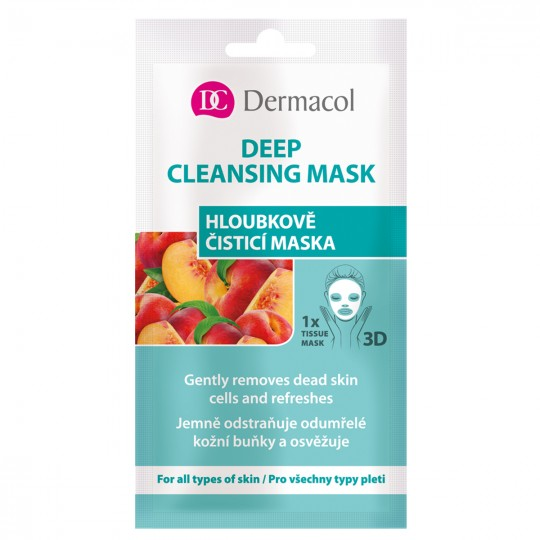 Dermacol Deep Cleansing Face Mask