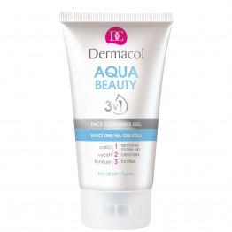 Dermacol Aqua Beauty 3-in-1 Face Cleansing Gel