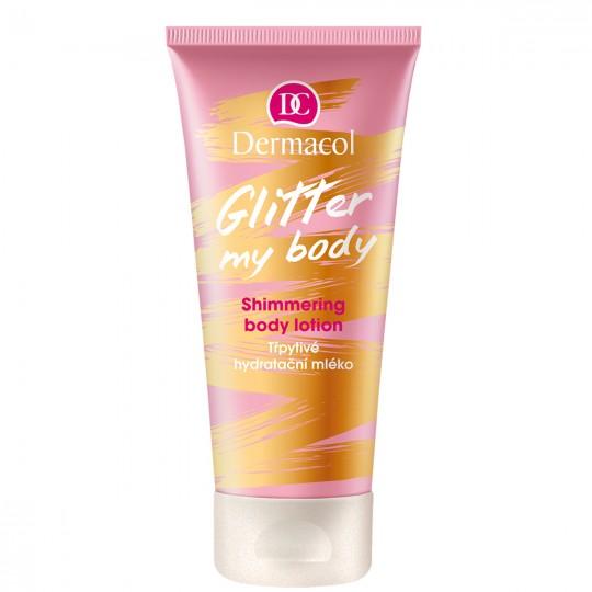Dermacol Glitter My Body Shimmering Body Lotion