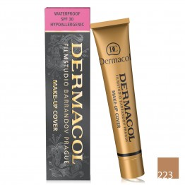 Dermacol Make-up Cover Waterproof Foundation - 223