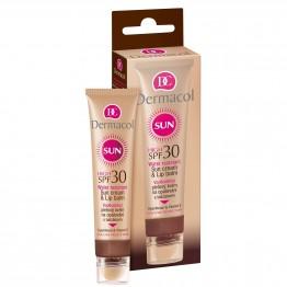 Dermacol Sun Cream & Lip Balm SPF 30