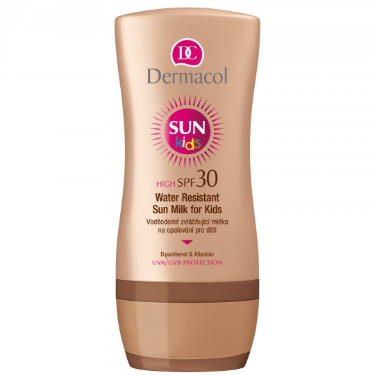 Dermacol Water Resistant Sun Milk for Kids SPF 30