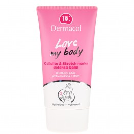 Dermacol Love My Body Cellulite and Stretch Marks Defense Balm