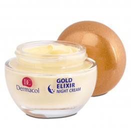 Dermacol Gold Elixir Rejuvenating Caviar Night Cream