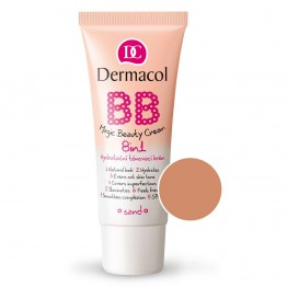 Dermacol BB Magic Beauty Cream 8in1 - 04 Sand