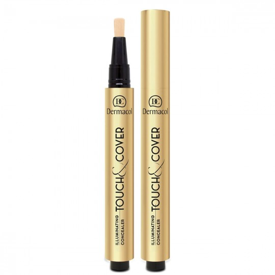Dermacol Highlighting Click Touch and Cover Concealer - No.1