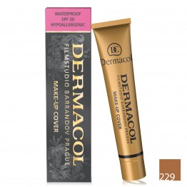 Dermacol Make-up Cover Waterproof Foundation - 229