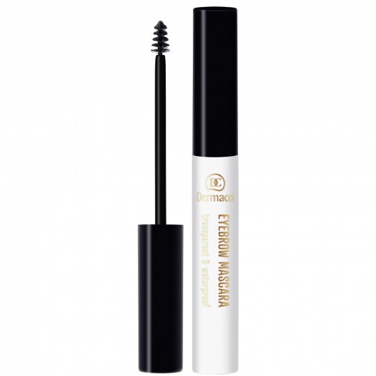 Dermacol Transparent Eyebrow Mascara - Clear