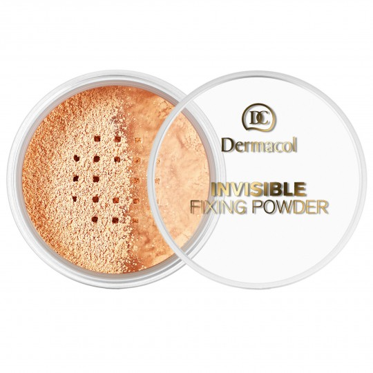 Dermacol Invisible Fixing Powder - Banana