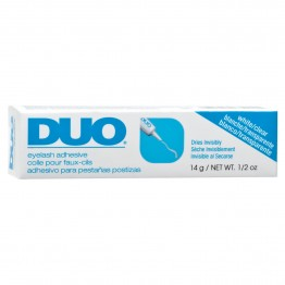 DUO Eyelash Adhesive - White/Clear 14g