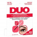 DUO 2-in-1 Brush-on Striplash Adhesive - White/Clear + Dark Tone