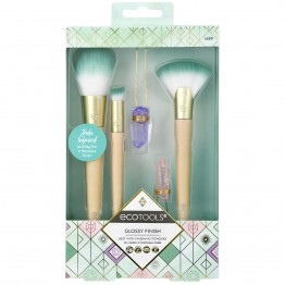 Ecotools Glossy Finish Brush Kit