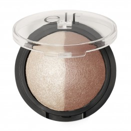 e.l.f. Baked Highlighter & Bronzer - Bronzed Glow