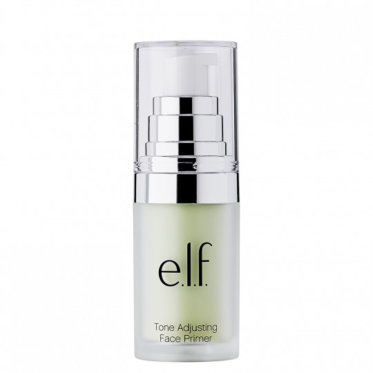 e.l.f. Tone Adjusting Face Primer - Neutralizing Green