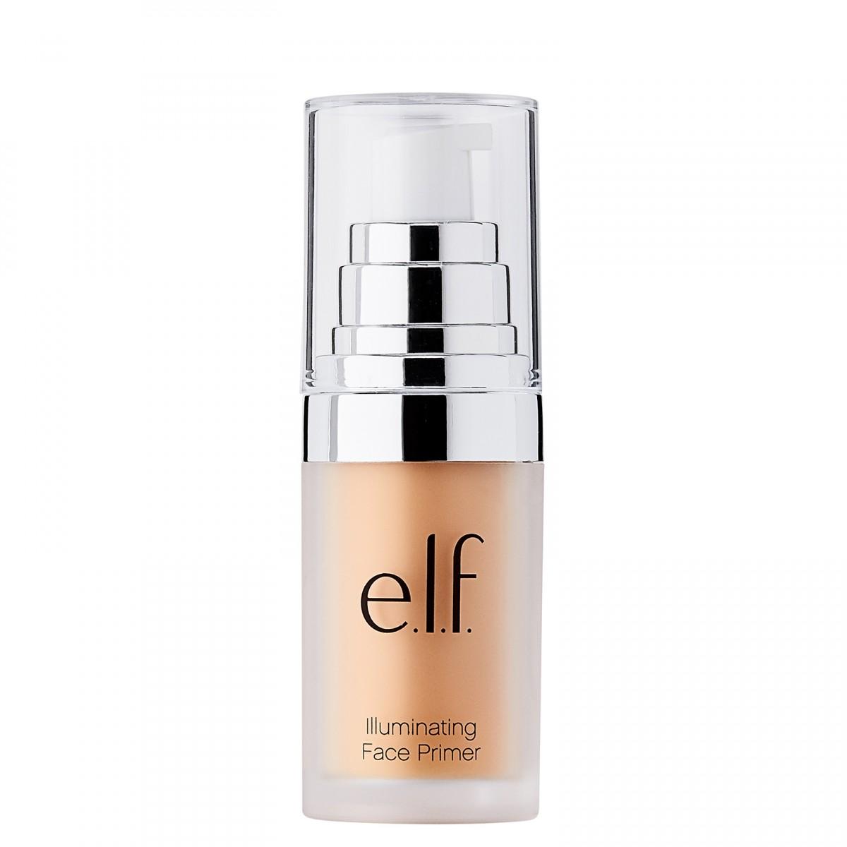 elf illuminating face primer how to use