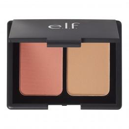 e.l.f. Contouring Blush & Bronzing Powder - Fiji (Matte)